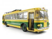 1:43 Троллейбус ТБУ-1