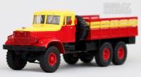1:43 КРАЗ 214Б аварийная (1963-1967), красно-желтый