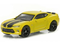 1:64 CHEVROLET Camaro SS 2016 Yellow