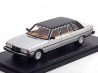 1:43 PEUGEOT 604 Limousine Heuliez 1978 Silver/Black