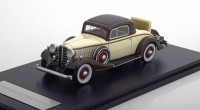 1:43 BUICK Model 33 Fifty-Six S Sport Coupe 1933 Beige/Brown