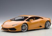 1:18 Lamborghini Huracan LP 610-4 2014 (arancio borealis / orange pearl met.)