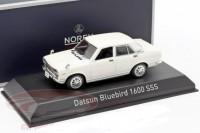 1:43 NISSAN Bluebird 1600 SSS 1969 White