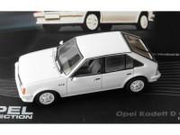 1:43 OPEL Kadett D GTE 1983-1984 White