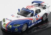 "1:43 CHRYSLER VIPER GTS-R #52 ""Team ORECA"" M.Duez-T.Archer-J.Bell  LE MANS 1999"