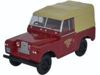 "1:43 Land Rover Series II SWB Canvas ""British Railways"" 1958"