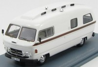 1:43 MERCEDES-BENZ L206D Orion II Camper (кемпер) 1974 White