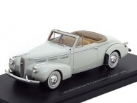1:43 LA SALLE Series 50 Convertible Coupe 1940 Light Grey