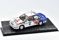 1:43 MITSUBISHI Galant VR-4 #19 P.Airikkala/R.McNamee победитель RAC Rally 1989