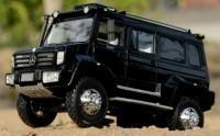 1:43 MERCEDES-BENZ Unimog Wagon U5000 4х4 2014 Black