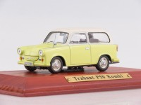 1:43 TRABANT P50 Universal 1958 Light Yellow/Beige